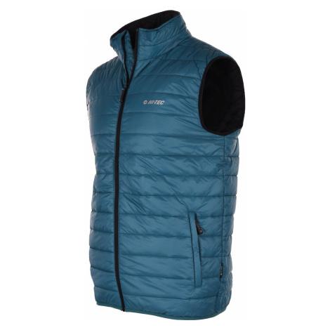 Hi-Tec Sirco pánská prošívaná vesta Barva: corsair/black