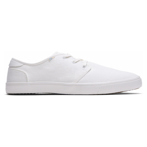WHITE CANVAS MN CARL SNEAK Toms
