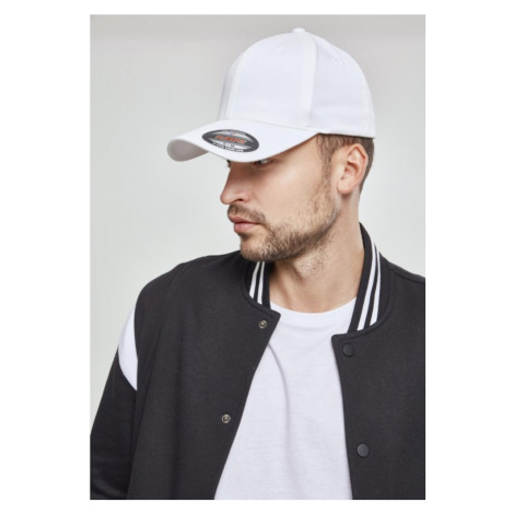 Flexfit Organic Cotton Cap - white Urban Classics
