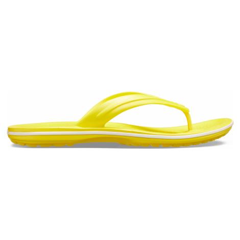 Crocs Crocband Flip Lemon/White
