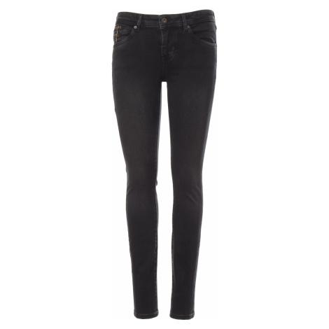 Mustang jeans Jasmin Jeggings dámské tmavě šedé