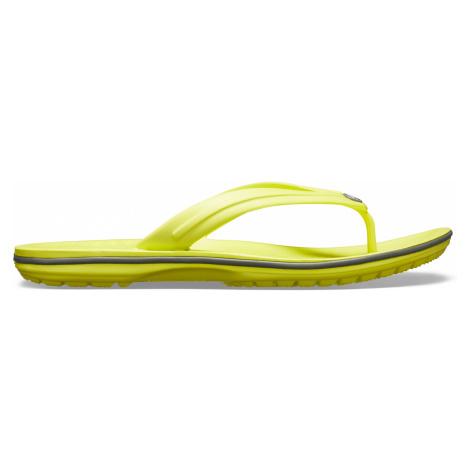 Crocs Crocband Flip Citrus/Slate Grey