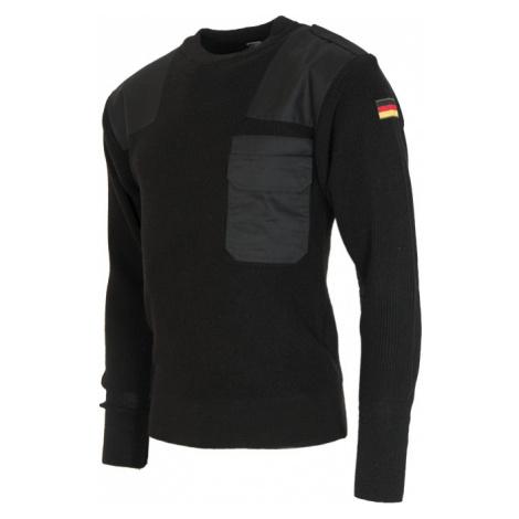 Pulovr BW Commando Plus černý Max Fuchs