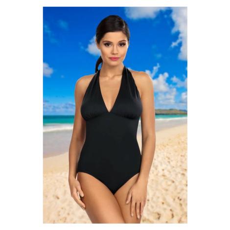 Jednodílné dámské plavky Jasmine černé Lorin