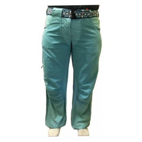 Salewa kalhoty dámské HUBELLA, modrá