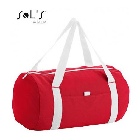 Barel taška Tribeca - červená
