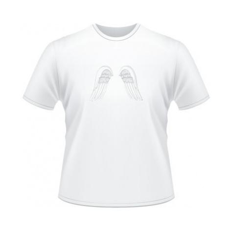 Pánské tričko na tělo Andělská křídla