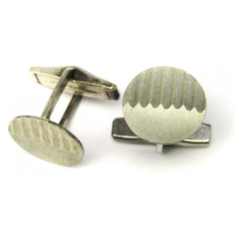 AutorskeSperky.com - Stříbrné manžetové knoflíky - S2084