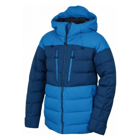 Pánská bunda HUSKY Dester M modrá / tmavě modrá