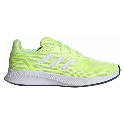 Dámská běžecká obuv adidas Runfalcon 2.0 Žlutá / Bílá