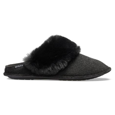Crocs Classic Luxe Slipper RsD - Black