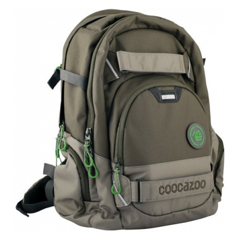 Coocazoo CarryLarry2 Solid Woodsman