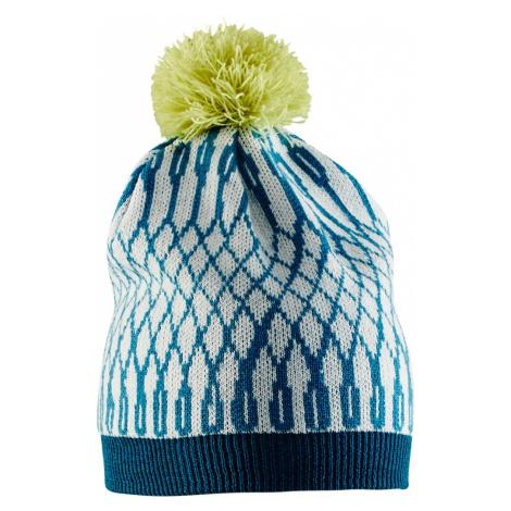 Craft Snowflake Hat pánská čepice Barva: 370 900 Teal / White