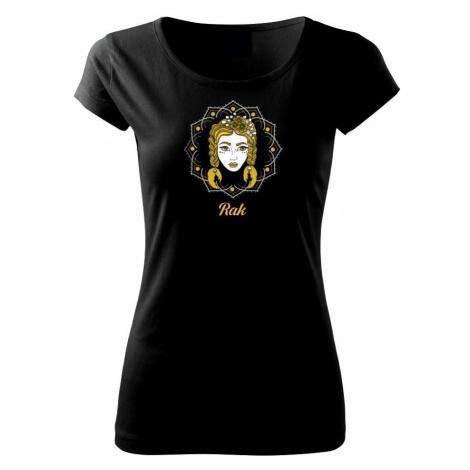 Znamení ženy - Rak CZ (Pecka design) - Pure dámské triko