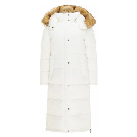 MYMO Zimní kabát bílá