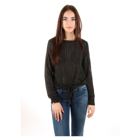 Pepe Jeans dámská černá halenka