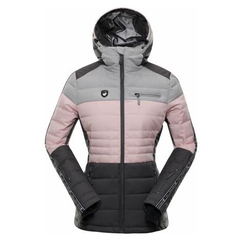 Dámská bunda Alpine Pro NEITHA 2 - světle růžová