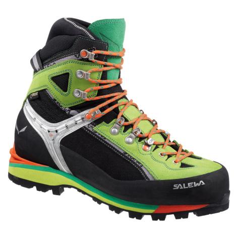 Pánská vysokohorská obuv Salewa Condor EVO GTX Black