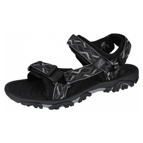 HANNAH BELT Unisex sandály 10003335HHX01 Anthracite (mountain)