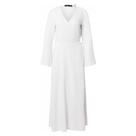 NU-IN Košilové šaty bílá