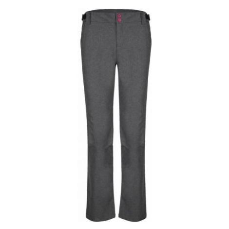 Loap LULU šedá - Dámské softshellové kalhoty