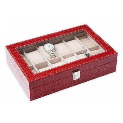 Dámská kazeta na hodinky a šperky SP-938/A7 JKbox
