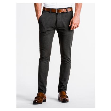 Pánské kalhoty Ombre P832