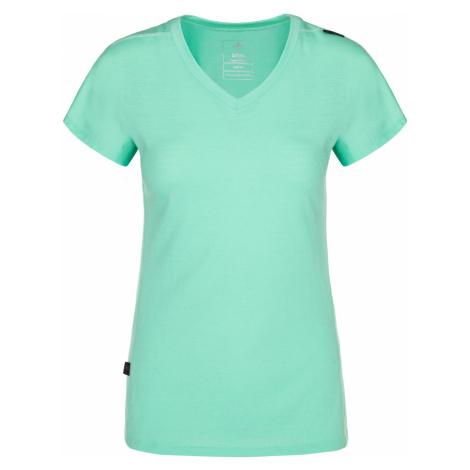 KILPI Dámské funkční tričko MERIN-W NL0010KITRQ Tyrkysová