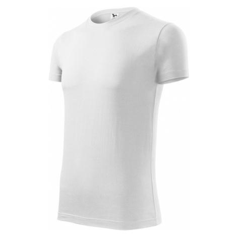 Malfini REPLAY Pánské triko 14300 bílá