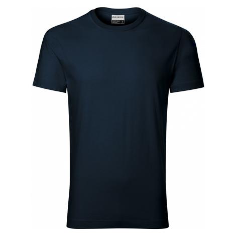 RIMECK Resist Pánské triko R0102 námořní modrá