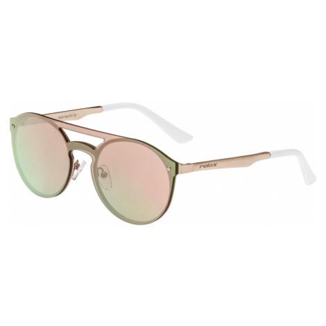 RELAX Naart Sluneční brýle R2335C stříbrná M