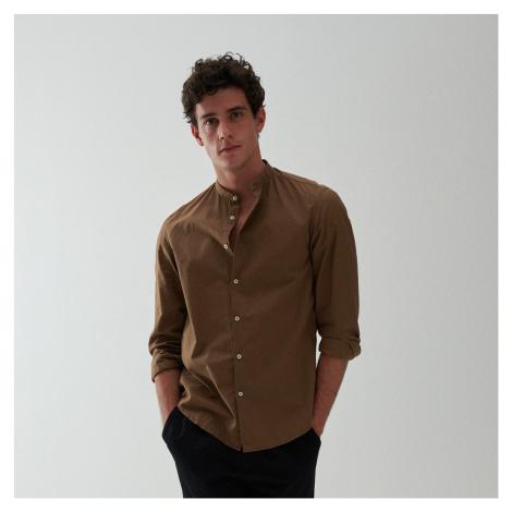 Reserved - Bavlněná košile - Khaki