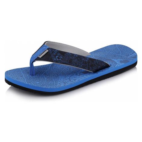 Pánská letní obuv Alpine Pro KOTOR - modrá