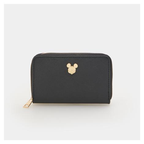 Sinsay - Peněženka Mickey Mouse - Černý