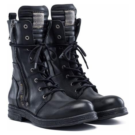 Replay Footwear Evy boty černá