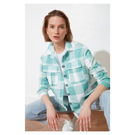 Dámska košile Trendyol Patterned