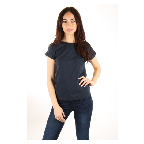 Pepe Jeans dámská tmavě modrá halenka Lilas