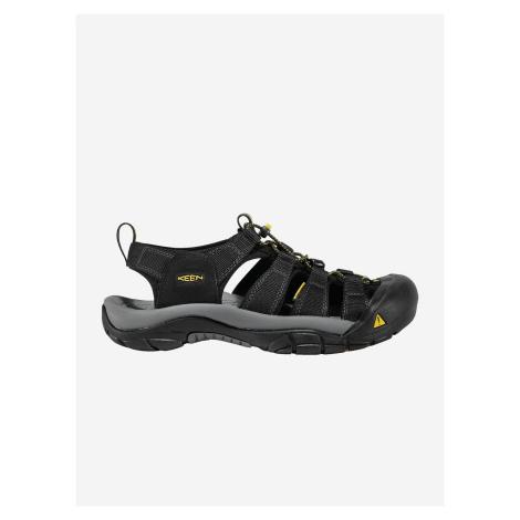 Sandály Keen Newport H2 M Black Us Černá
