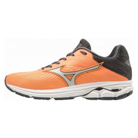 Mizuno WAVE RIDER 23 W oranžová - Dámská běžecká obuv