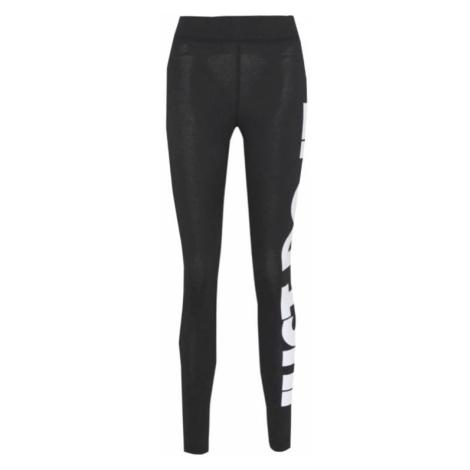 Dámské legíny Nike Sportswear Essential Černá / Bílá