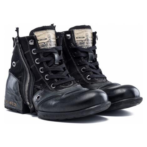 Replay Footwear Clutch boty černá