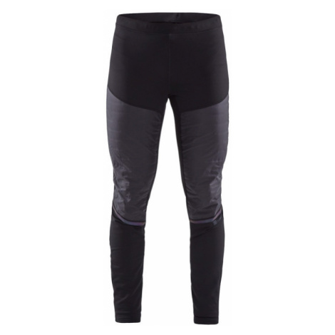 Pánské kalhoty CRAFT SubZ Padded Tights černá