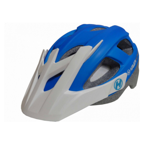 Dětská cyklistická helma Haven Ixoniss modrá/bílá