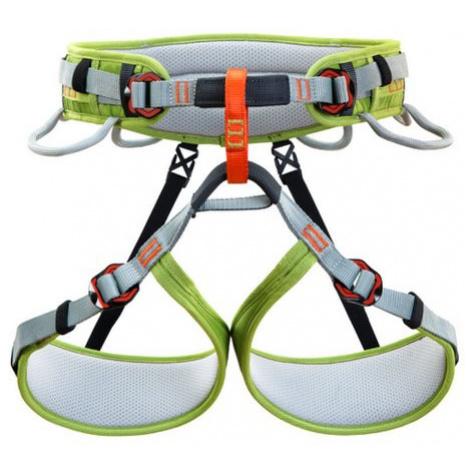 Climbing Technology - Ascent Harness, zelená