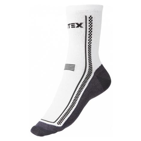 LITEX Ponožky 99615100 Bílá