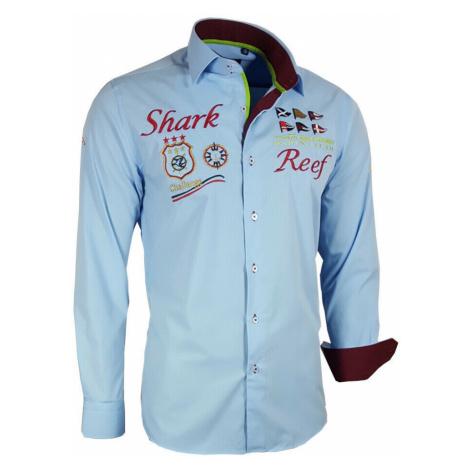 BINDER DE LUXE košile pánská 81303 dlouhý rukáv