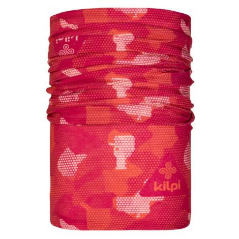 Darlin multifunctional scarf coral - Kilpi UNI