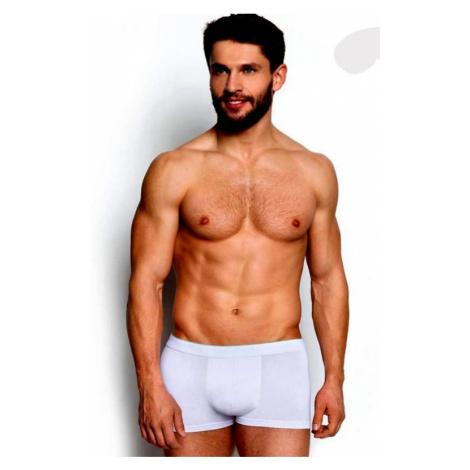 Pánské boxerky Esotiq 34325 bílé | bílá Esotiq & Henderson