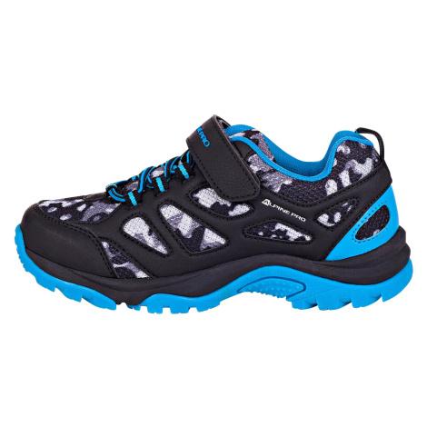 Dětská obuv Alpine Pro ARDMORO - modrá