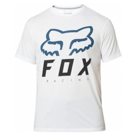 TRIKO FOX Heritage Forger Tech S/S - bílá
